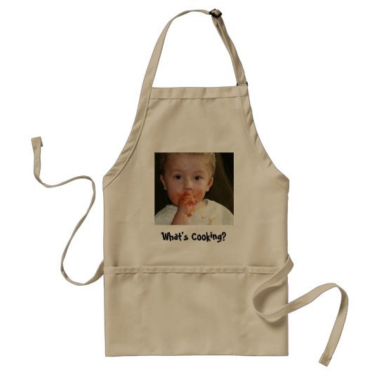 CWJ - What's Cooking? Adult Apron