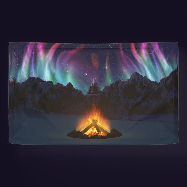Cwm Aurora Banner