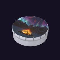 Cwm Aurora Candy Tin