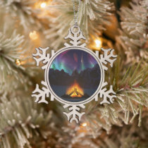 Cwm Aurora Christmas Ornament
