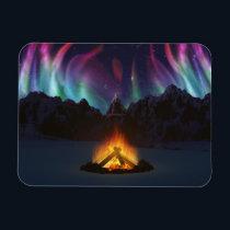 Cwm Aurora Flexible Magnet