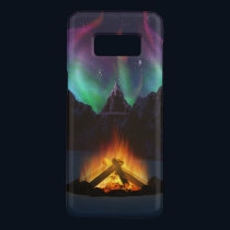 Cwm Aurora Galaxy Case-Mate