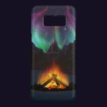Cwm Aurora Galaxy Case-Mate