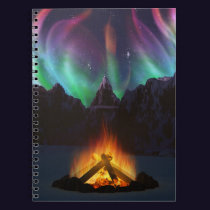 Cwm Aurora Notebook