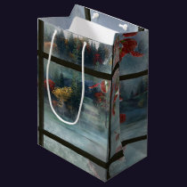 Cwm Autumn Frost Gift Bag