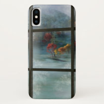 Cwm Autumn Frost iPhone Case