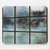 Cwm Autumn Frost Mousepad