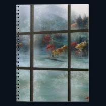 Cwm Autumn Frost Notebook