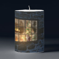 Cwm Christmas Candle