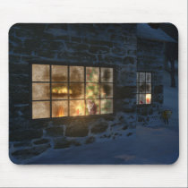 Cwm Christmas Mousepad