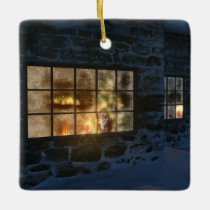 Cwm Christmas Ornament