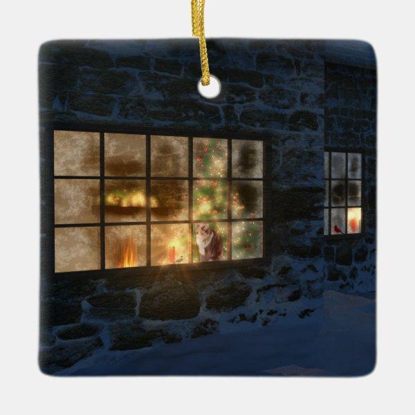 Cwm Christmas Ornament