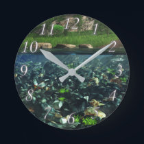 Cwm River Clock
