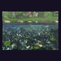 Cwm River Placemat