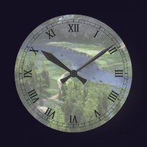 Cwm Solitude Clock
