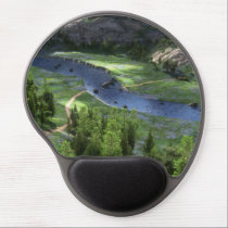 Cwm Solitude Gel Mousepad