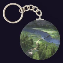 Cwm Solitude Keychain