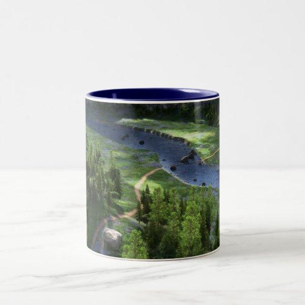 Cwm Solitude Mug