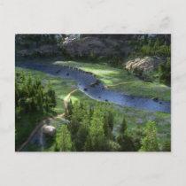 Cwm Solitude Postcard