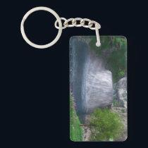 Cwm Waterfall Acrylic Keychain