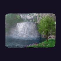 Cwm Waterfall Bathmat