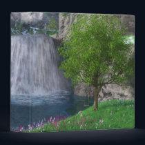 Cwm Waterfall Binder