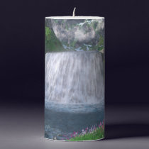 Cwm Waterfall Candle