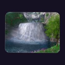 Cwm Waterfall Flexible Magnet
