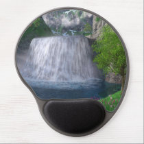 Cwm Waterfall Gel Mousepad