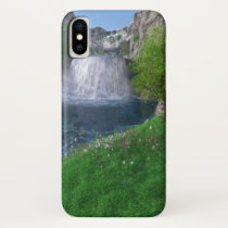 Cwm Waterfall iPhone Case-Mate