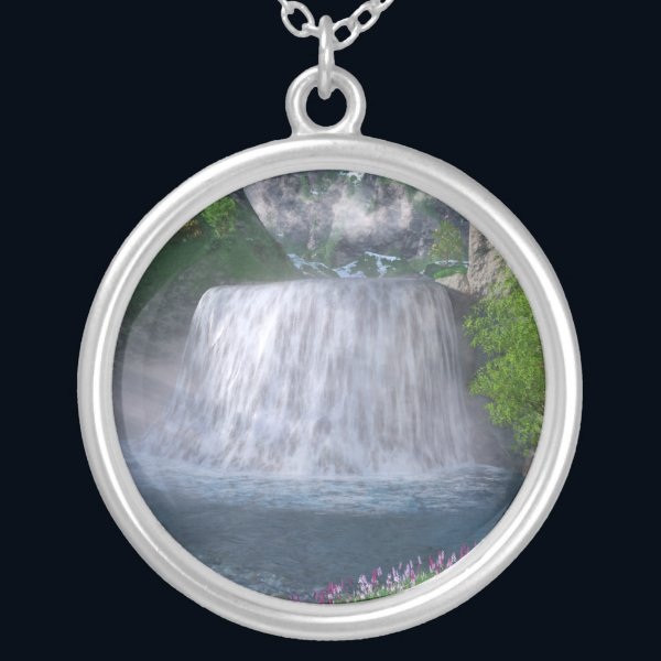 Cwm Waterfall Necklace