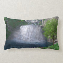 Cwm Waterfall Pillow