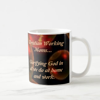 CWMs-- Glorificando a dios en todos asaltamos Taza Básica Blanca