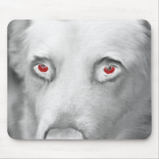 Cwn Annwn - Welsh Otherworldly Dogs of Death Mouse Pads