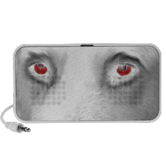 Cwn Annwn - Welsh Otherworldly Dogs of Death Laptop Speaker