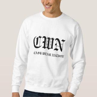 CWN, CASH WEAR NATION SWEATSHIRT