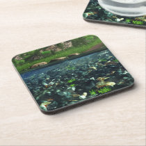 Cwn River Cork Coasters