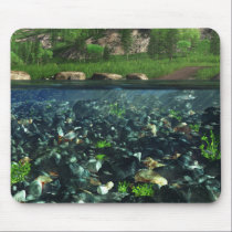 Cwn River Mousepad