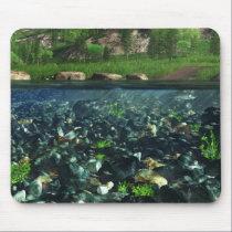 Cwn River Mousepad