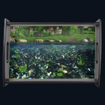 Cwn River Serving Tray