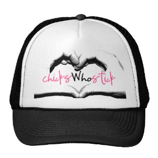CWS Cheer from the HEART Trucker Trucker Hat