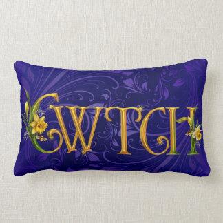 Cwtch Cuddle Welsh Language Pillows