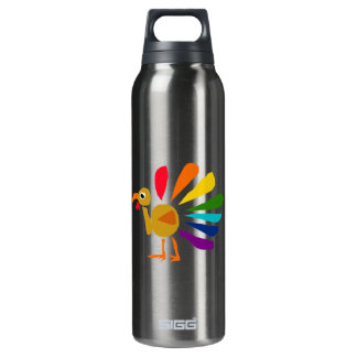 CX- Awesome Turkey SIGG Thermo 0.5L Insulated Bottle