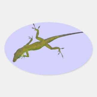 CX- Chameleon Lizzard Stickers