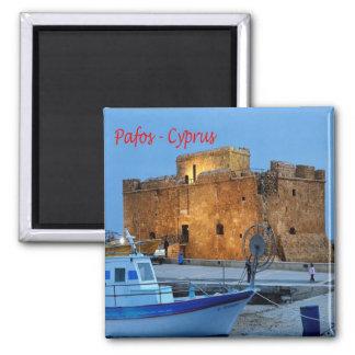 CY - Chipre - Pafos - Forte bizantino Imán Cuadrado