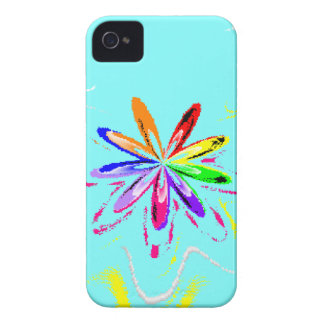 Cy Flower.png iPhone 4 Case-Mate Case