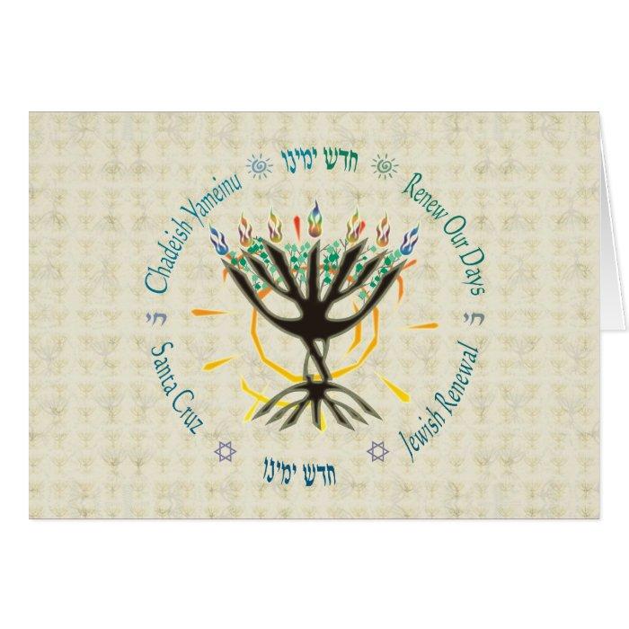 CY Logo Pattern Card
