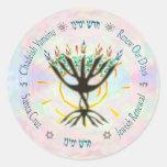 CY Logo Stickers