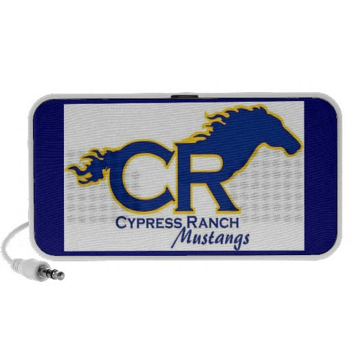 Cy Ranch portable speaker