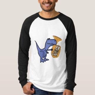 CY- T-Rex Playing the Tuba Shirt